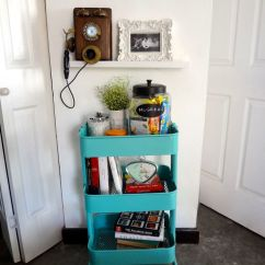 Kitchen Utility Carts Cabinet Sale 36 Creative Ways To Use The RÅskog Ikea Cart