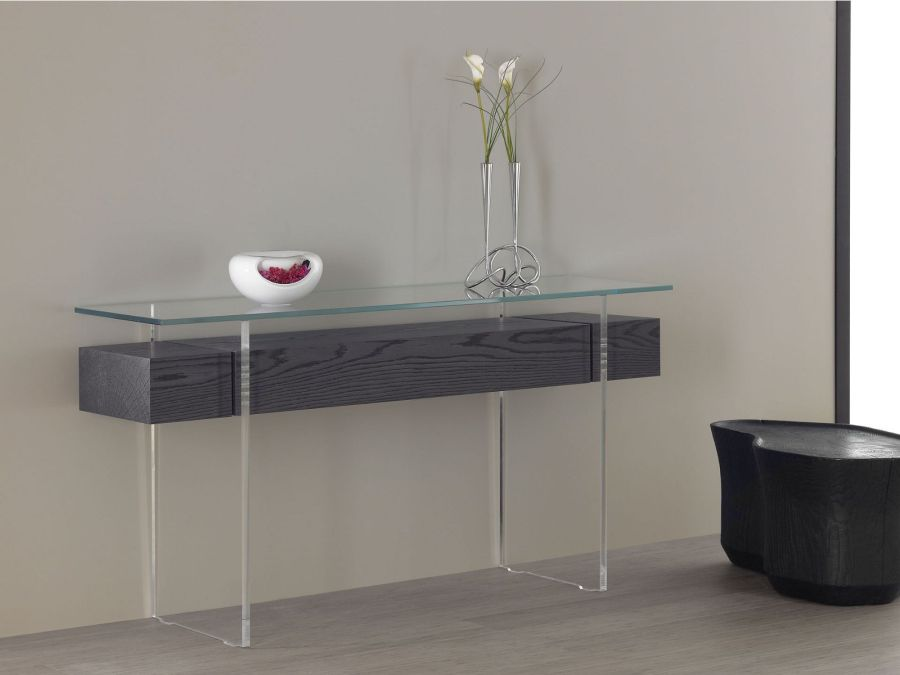 Glass Console Tables  Why We Love Them And How To Use Them