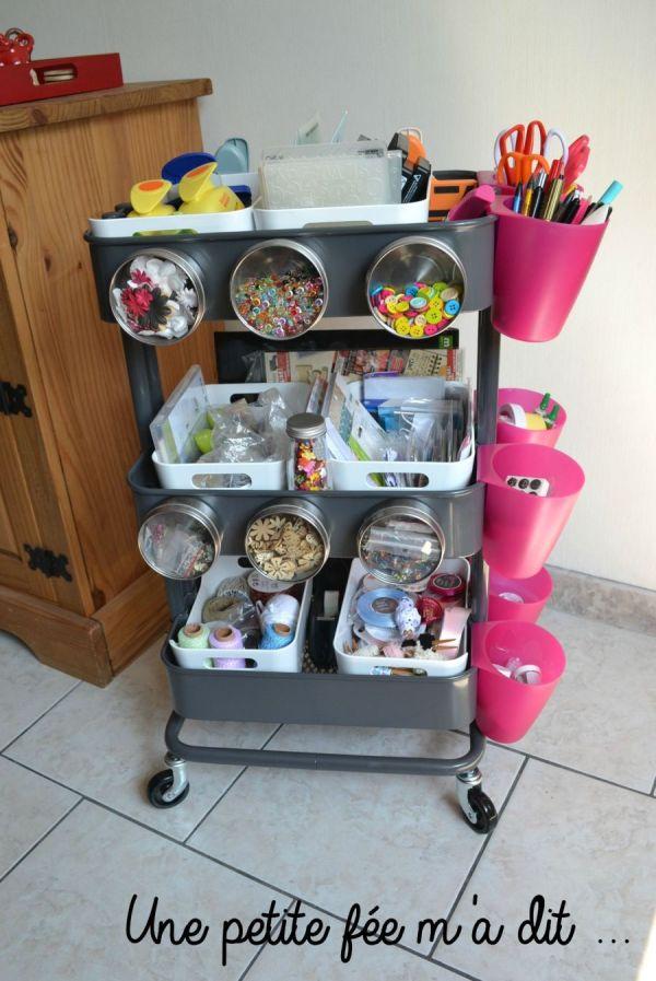 Creative Ways Skog Ikea Kitchen Cart