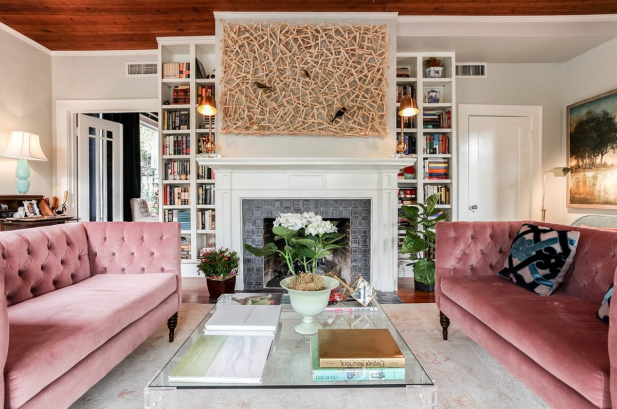 Pink Sofas Best 25 Pink Sofa Ideas Only On Pinterest Blush