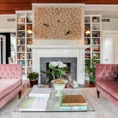 Living Room Colours To Match Grey Sofa Furniture Martini Condo Pink Sofas When Two Trends Collide 9 Beautiful Velvet