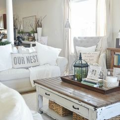 White Sofa Living Room Designs Wall Decorations For Rooms Furniture Ideas Any Style Of Decor Rustic Accent