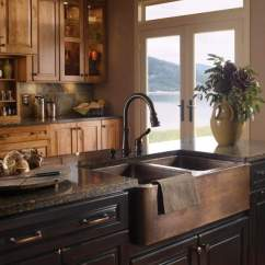 Kitchen Sink Island Make Overs When And How To Add A Copper Farmhouse With Farm