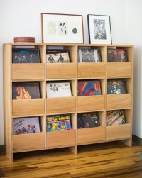 build a vinyl record storage cabinet | Roselawnlutheran