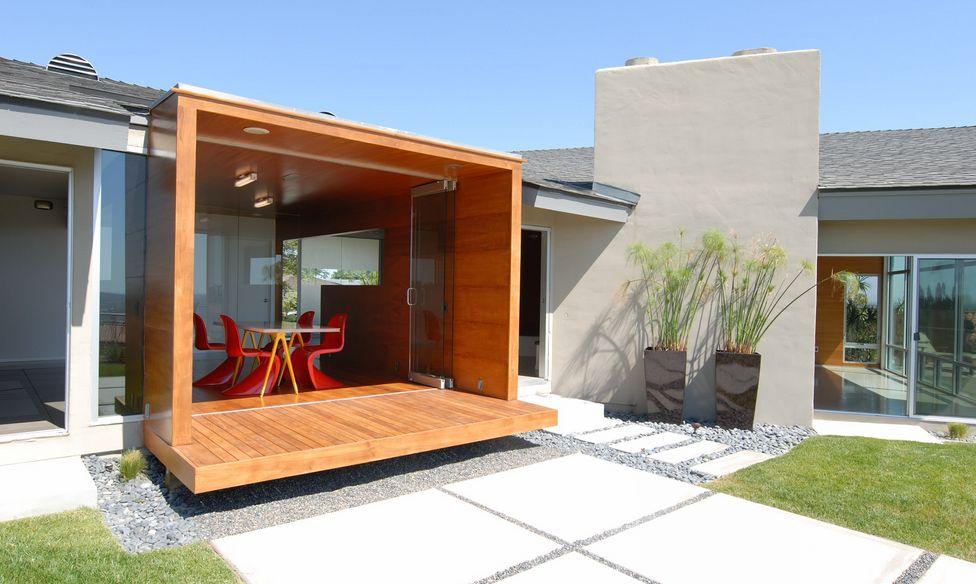 Back Porch Renovation Ideas