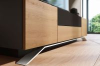 Modern Media Console Designs Showcasing This Style's Best ...