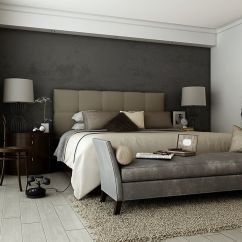 Gray And Taupe Living Room Reclining Furniture Sets What Color Is How Should You Use It Modern Master Bedroom With Design
