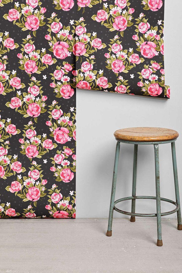 rose patterned