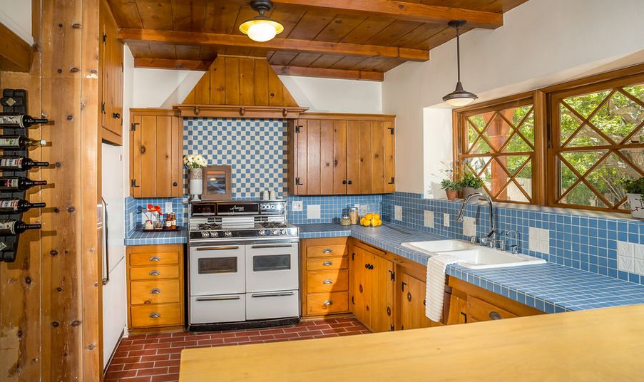tile for kitchen countertops how to remodel a small make comeback know your options aqua blue countertop tiles