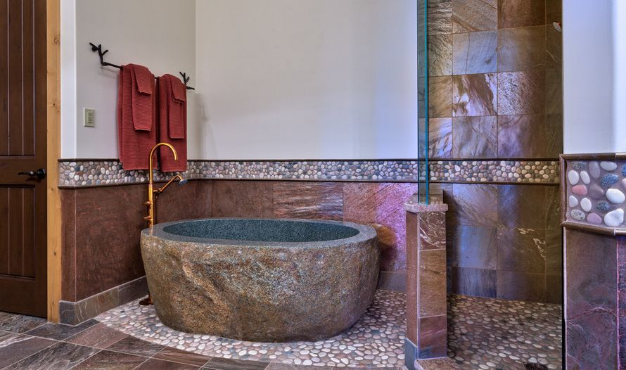 How To Use Natural Elements In The Bathroom For a Fresh Dcor