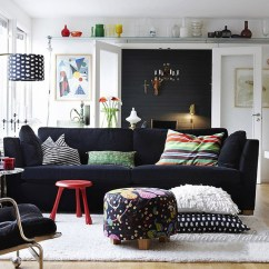 Bohemian Sofa Bed Dark Grey L Shape How To Mix Scandinavian Designs With What You Already Have ...