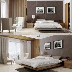 Floating Chair For Bedroom Slipcovers Parsons Chairs Beds Elevate Your Design To The Next Level