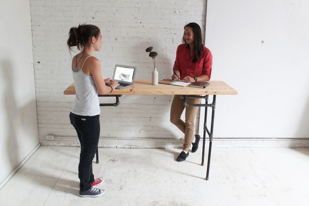 chairs to help you stand up for front porch diy plumbers pipe standing desk