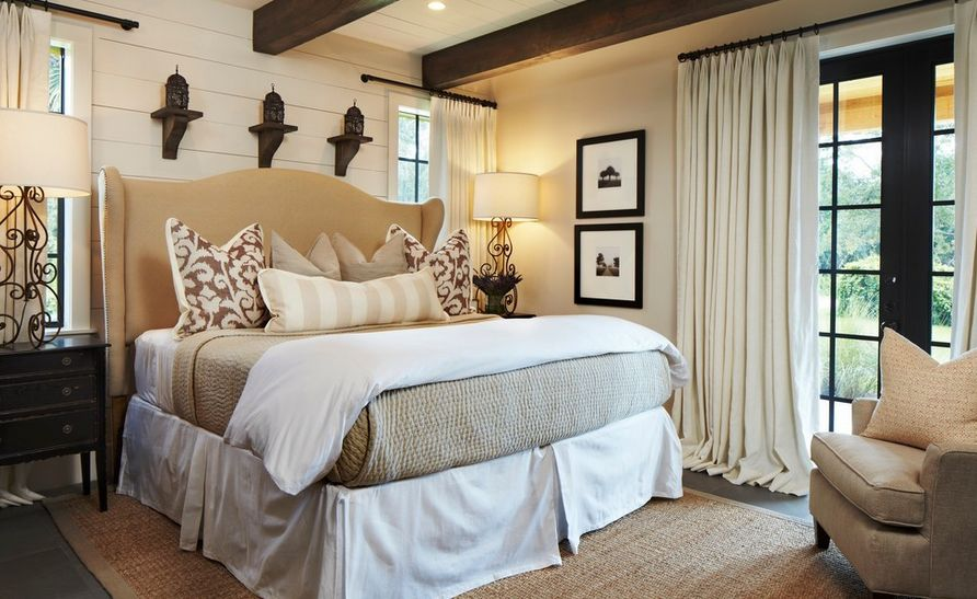 High bedroom design