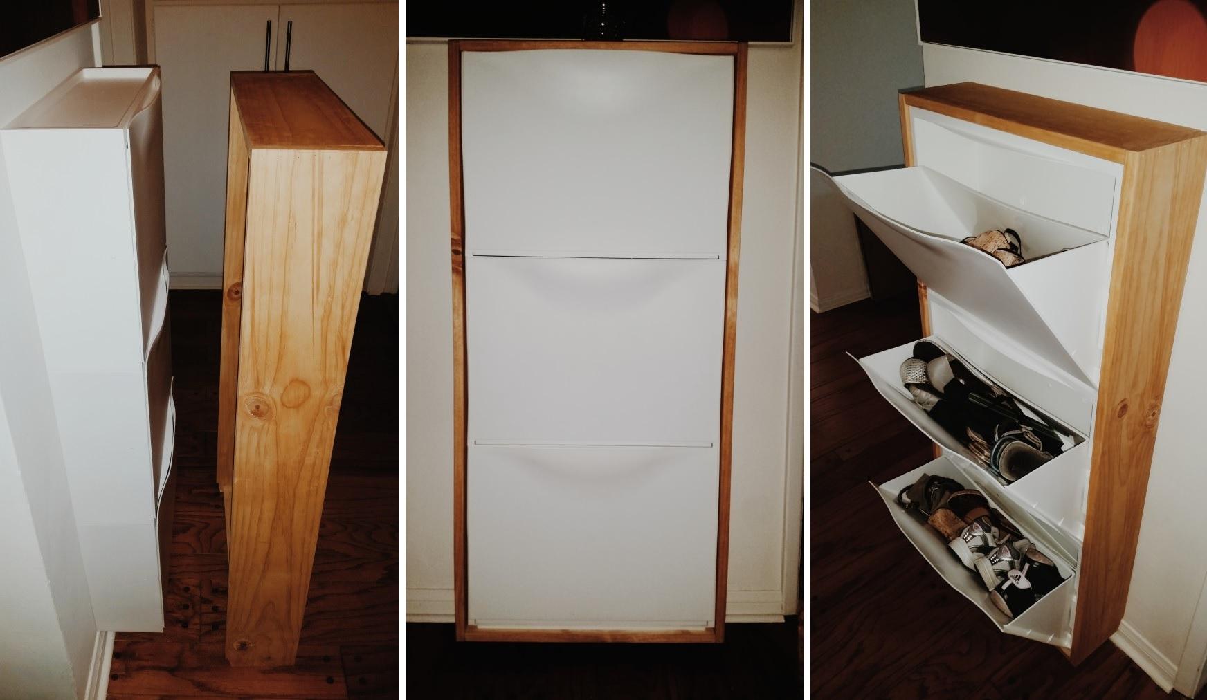 Charmant IKEA Trones Shoe Storage Cabinet