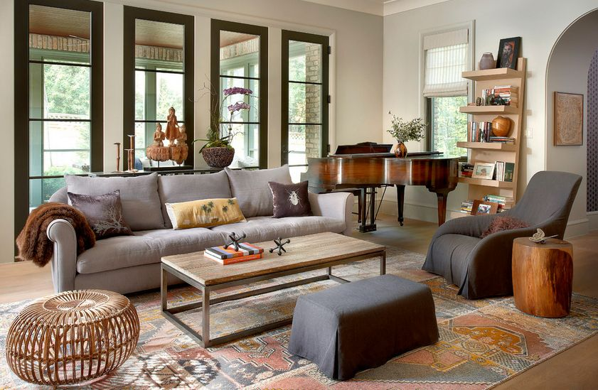pictures of colors for living room ceiling fans with lights a guide to using neutral in the home mixed color