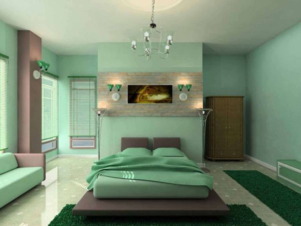 monochromatic color scheme bedroom Monochromatic Style in the Bedroom: One Color, Many Meanings