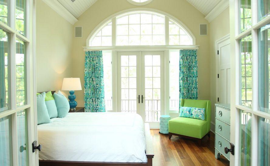 Radius window style for home