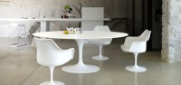 The Bloom that Doesn't Fade: Saarinen's Tulip Table and Chairs