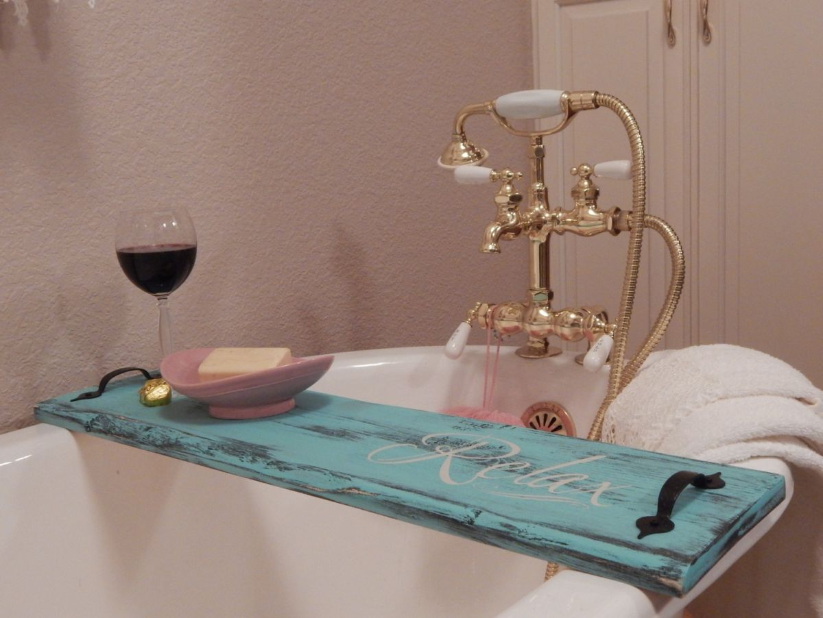 Turquoise Bath Accessories