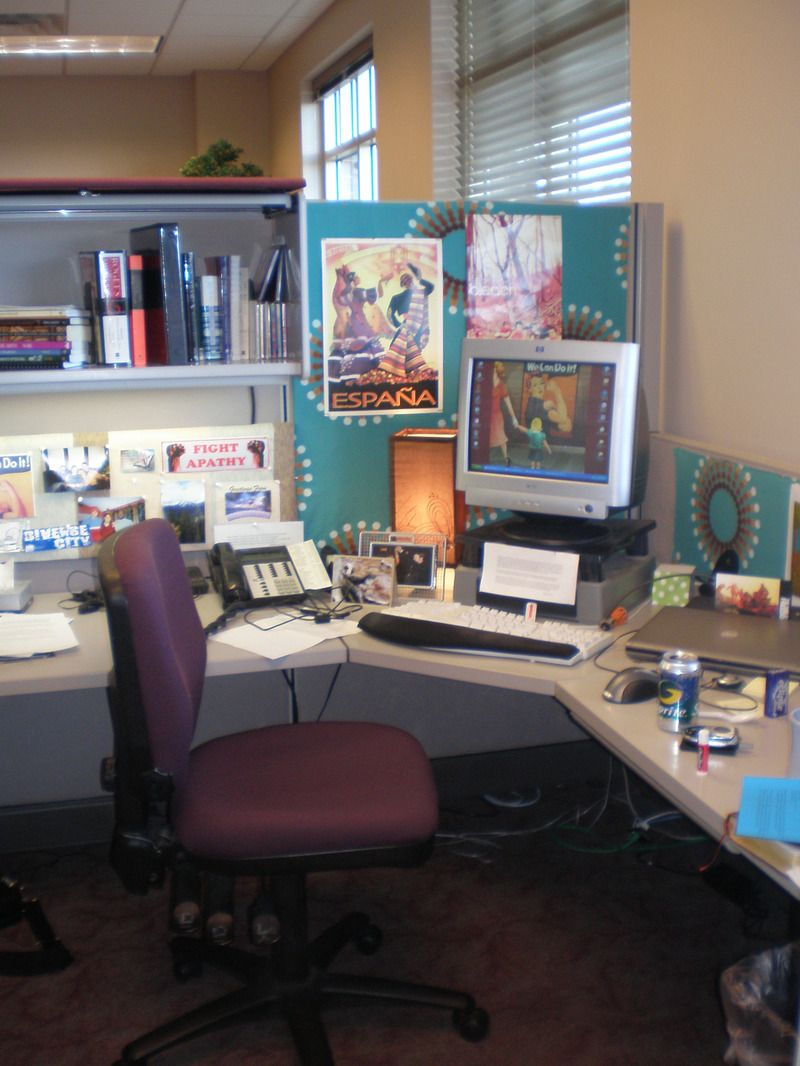 20 Cubicle Decor Ideas to Make Your Office Style Work as