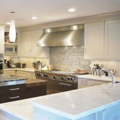 Kitchen Tile Designs Walnut Island 30 Penny That Look Like A Million Bucks Mirrored Round Tiles