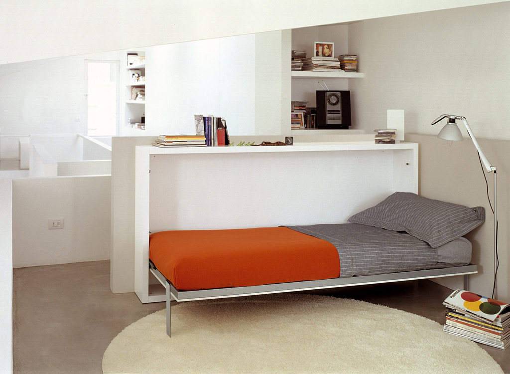 BedDesk Combos Save Space And Add Interest To Small Rooms