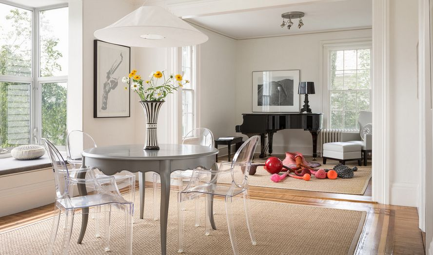 ghost chairs comfortable desk chair for gaming the louis a modern balance of design elegance and function strong often includes plenty white space which this living certainly has