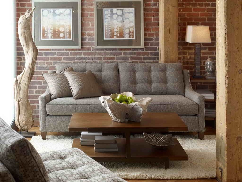 Taupe And Blue Living Room Modern House Part 96