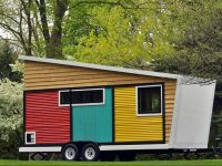 Live a Big Life in a Tiny House on Wheels  Interior ...