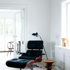 Charles Eames Lounge Chair Thomasville Dining Chairs The Iconic Comfortable And Versatile Doesn T Need A Grand Space To Make Statement
