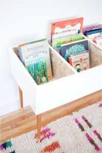 10 Clever Ways to Store and Display Your Child's Books