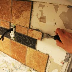 Kitchen Sink Drain Stopper Faucets For Sinks How To Remove A Tile Backsplash
