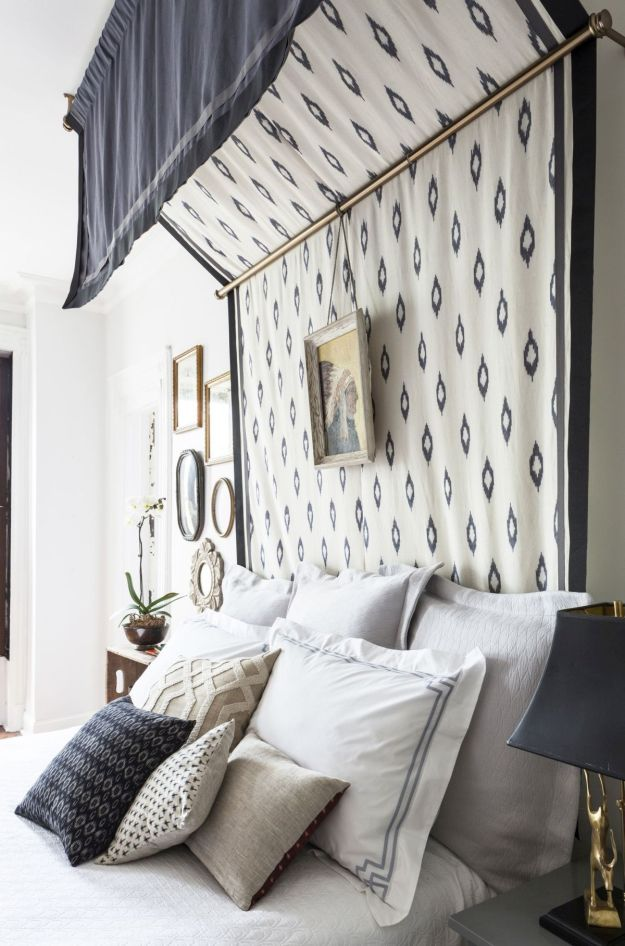 21 diy headboards to fall in bed for