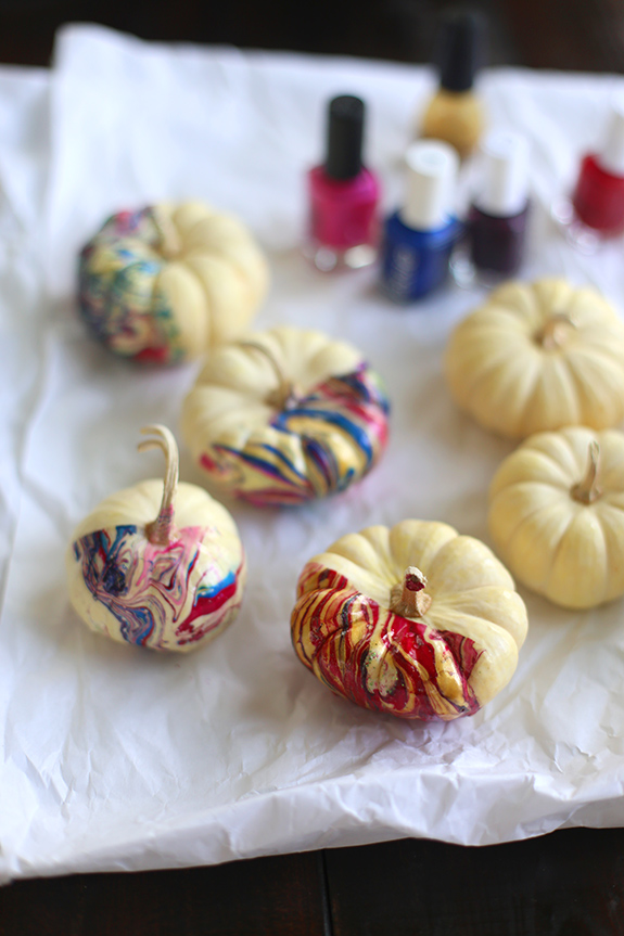 Diy Pupmkins From Paper