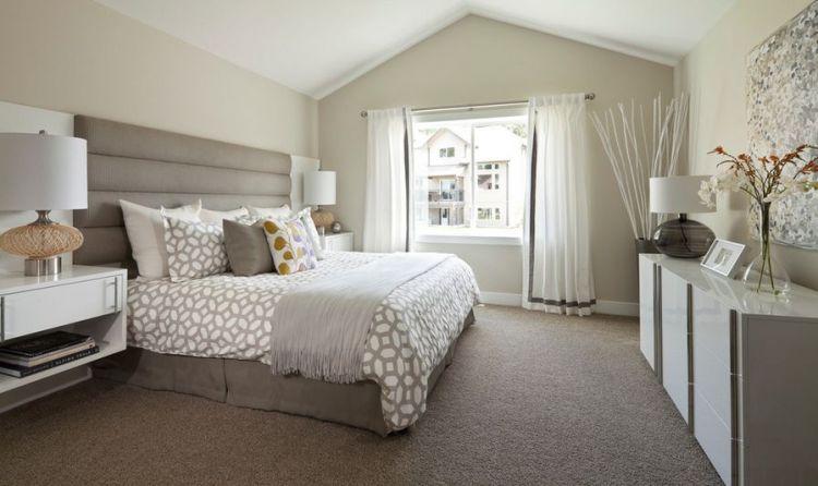 Amazing Collection Neutral Master Bedroom Ideas Houzz 47 Hausratversicherungkosten