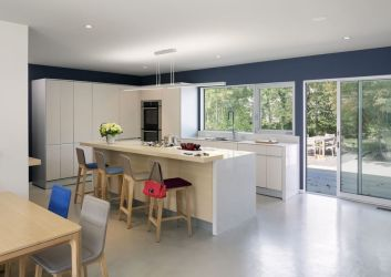 kitchen seating modern island options smart homedit islands bar digsdigs kitchens stylish