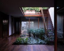 Stunning Structures With Gorgeous Courtyards