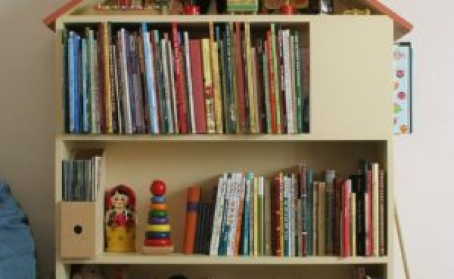 5 Unique Ways To Store Books In Your Home