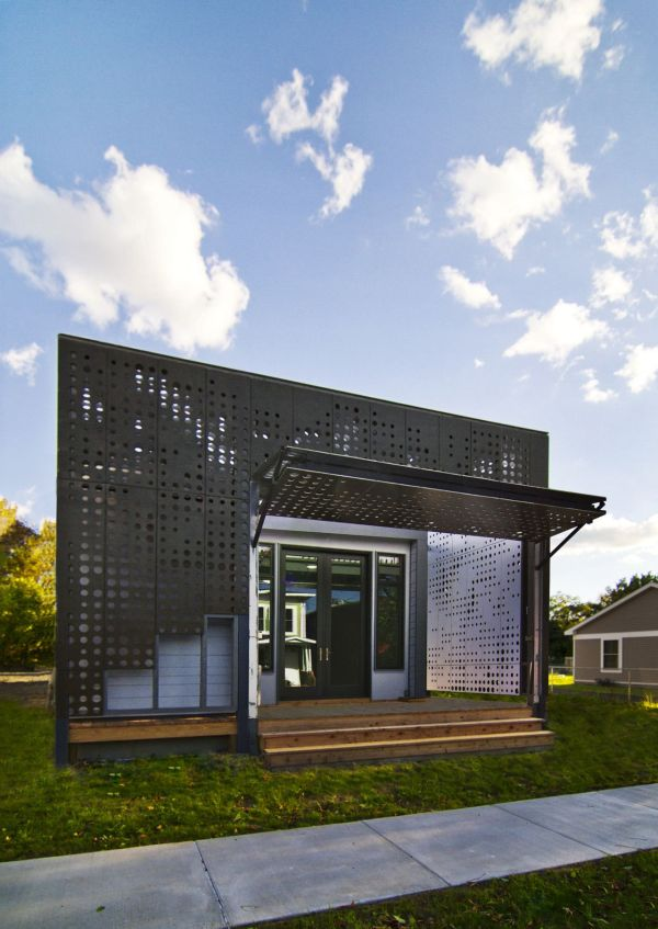 Perforated Building Facades Redefine Traditional Design