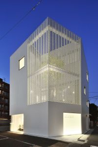 Perforated Building Facades That Redefine Traditional