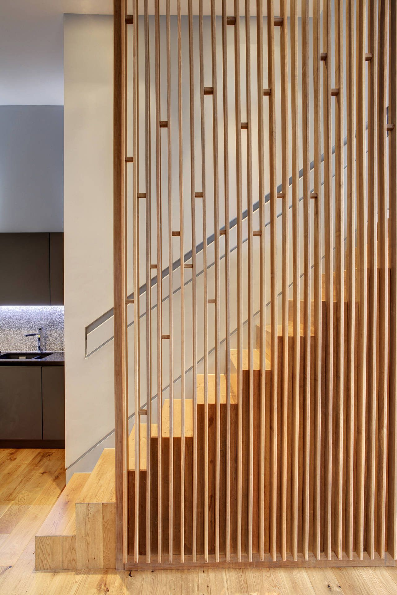 Exploring Pattern Designs That Make Staircase Screens