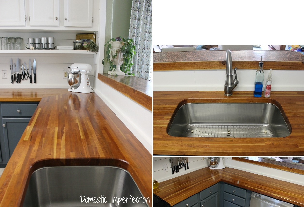 kitchen wood countertops island tables 20 examples of stylish butcher block chic