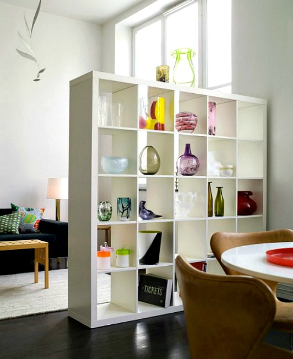 Different Ways To Use  Style Ikeas Versatile Expedit Shelf