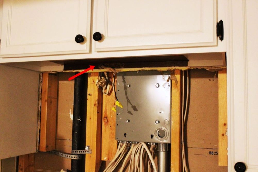 medium resolution of diy kitchen lighting upgrade led under cabinet lights above the ceiling light fixture wiring diagram