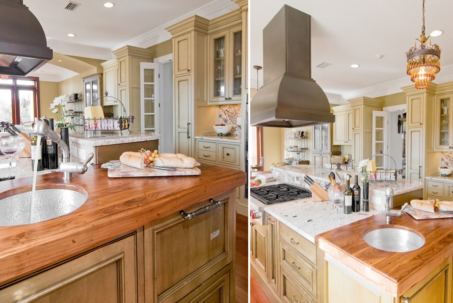kitchen wood countertops art work 20 examples of stylish butcher block strategic cream countertop