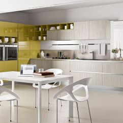 Kitchen Cabinets Color Aid Artisan 20 Awesome Schemes For A Modern Chartreuse White Scheme
