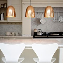 Light For Kitchen Tall Bags Size 20 Examples Of Copper Pendant Lighting Your Home