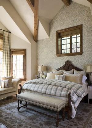 bedroom cozy master space colors curls cream ways