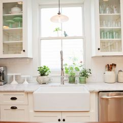 Cream Kitchen Cabinet Ideas Portable Island 40 Elements To Utilize When Creating A Farmhouse